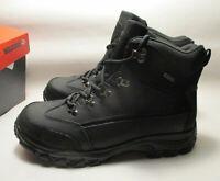 NIB Wolverine Spencer Mens 13M Black Leather WO5126 Waterproof Work,Hiking Boot