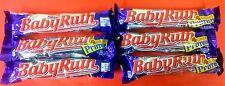 Baby Ruth 6ct Candy Bar Set FREE THERMAL SHIPPING