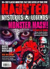 Haunted Mysteries & Legends Fall 2017 Monster Mash! Curses Tombs Zombies Aliens