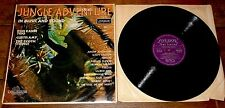 JUNGLE ADVENTURE DON RANDI CURTIS AMY EXOTIC STRINGS UK MONO LONDON LP 1966