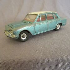 41F Vintage Dinky 135 Triumph 2000 Vert 1/43 Meccano