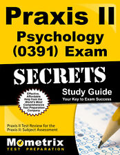 Praxis II Psychology (5391) Exam Secrets Study Guide