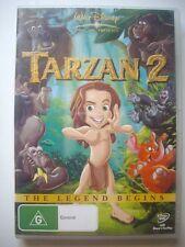 Disney TARZAN 2 The Legend Begins DVD - GC