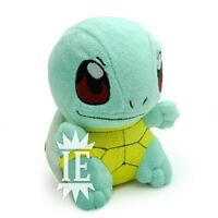 POKEMON SQUIRTLE PELUCHE plush Carapuce Schiggy doll figure blastoise banpresto