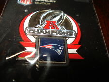 New England Patriots AFC Pin, Nice! Free S/H