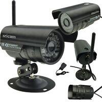 Wireless WIFI IP Camera 36 LEDS IR Night Vision Network Cam Outdoor Waterproof