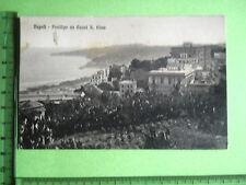 CAMPANIA-NAPOLI(NA)- Posillipo da Castel S.Elmo- 13807