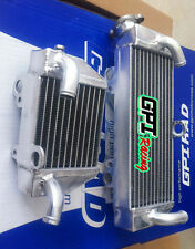 aluminum radiator FOR Ktm 85 sx 105 sx sx85 sx105 2003-2012