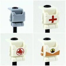 Custom Clone OPEN BACKPACK for Minifigures -Star Wars -Pick your Color!