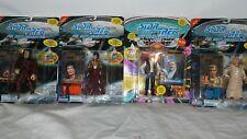 Star Trek Next Generation Figurines Set of 4 Nausicaan, Lwaxana, Scotty, Sarek