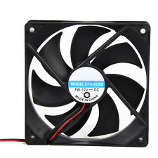 NEUF 120mm Ventilateur axial 4Pins Molex 12V 22DB Slient CPU Refroidissement