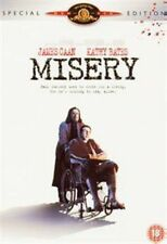 Misery 5050070008401 With James Caan DVD / Special Edition Region 2
