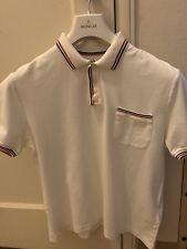 Moncler Gamme Bleu Polo Shirt Size S