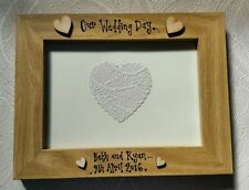 Contemporary Personalised Standard Photo & Picture Frames