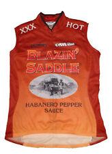 NWOT - BLAZIN' SADDLE Sleeveless Cycling Jersey, Women's M