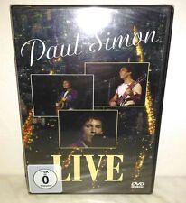 DVD PAUL SIMON - LIVE - NUOVO - NEW