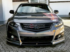 Honda Accord Acura TSX 2009 2010 2011-2014 front lip spoiler for modulo bumper