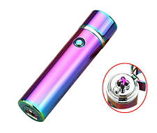 Wizchoice Dual Arc Electric USB Lighter Rechargeable Plasma Windproof Flameless