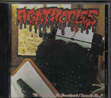 Agathocles-To Serve To Protect cd album