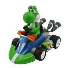 Super Mario Bros. Yoshi Pull Back Racers Racing Kart Car Toy Figure New