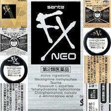 SANTEN Sante FX V Plus Eye Drops Cool 12ml Eye Vision Care Japan F/S