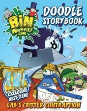 New, Bin Weevils Doodle Storybook: Lab's Critter Contraption, Elliot, Rachel, Bo