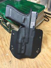 OWB Kydex Glock holster, Snubbie, LCP, M&P, Mag Holster