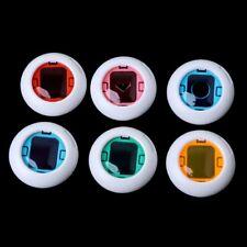 Instax Mini 8/8+/9/7s/KT 6 Pcs Colorful Filter Lens For Fuji Film Instant Camera