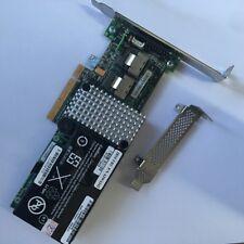 NEC LSI 9264-8i 6GB PCI-E RAID CONTROLLER 256M RAID5/6+LSI BBU07=LSI 9260-8I