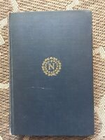 Emil Ludwig  NAPOLEON First Edition 1926 Biography HC 1st Vintage Illustrated