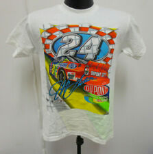 NWT NASCAR JEFF GORDON LONG SLEEVE T-SHIRT BOYS MEDIUM 10-12