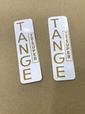 Tange TX-Super Forks Decal Kuwahara Ke-1 Japan Skyway OldSchool BMX TRX ARX