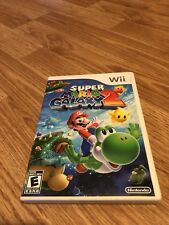 Mario Galaxy 2 Nintendo Wii Cib Game Tested Works CT1