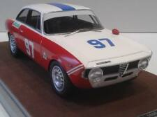 TECNOMODEL 1:18 ALFA ROMEO GIULIA GT 1600 SPRINT GTA #97 Rizzo Targa Florio