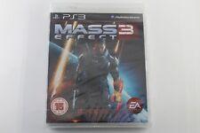 PLAY STATION 3 PS3 MASS EFFECT 3 PRECINTADO PAL UK