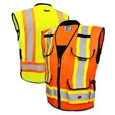Kwiksafety Godfather Ansi Class 2 Godfather Safety Vest