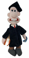 Wallace & Gromit Graduate Student Wallace Professor Collectable Soft Toy Plush