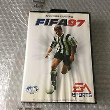 VINTAGE# 1997 EA SPORTS FIFA 97 SEGA MEGADRIVE GENESIS#NIB