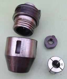 SANDVIK Varilock Spannzangenfutter 391.17-16.50.070 Spannzange 12 mm