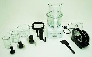 Magimix 3200XL Küchenmaschine, Kunststoff, 2.6 liters