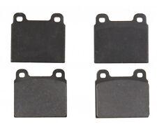 Disc Brake Pad Set-Element3; Organic Front Raybestos PGD45A