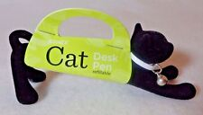 """Xonex Fuzzy Cat Desk Ink Pen Refillable 4.25"""""""