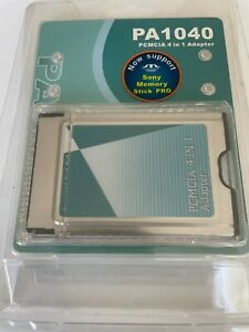 PCMCIA 4 in 1 Computer PC Adapter