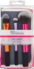 Real Techniques Travel Essentials Brush Brushes  MakeUp Make Up Set US seller