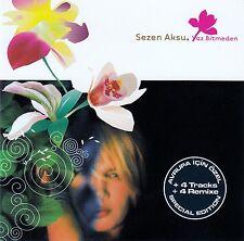 SEZEN AKSU : YAZ BITMEDEN / CD - TOP-ZUSTAND