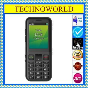 TELSTRA EASYCALL 4 ZTE T403◉3G◉TORCH◉BIG BUTTONS FOR EASY USE◉BLUE TICK RURAL◉