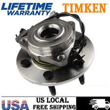 TIMKEN SP500301 Front Wheel Hub & Bearing for Chevy GMC Pickup Suburban 4WD 4x4