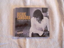 "Richie Sambora ""Hard times come easy"" Cd Two  4 Tracks   1998 Mercury Records"