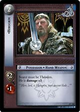 LOTR TCG Herugrim 4U280 The Two Towers Lord of the Rings MINT FOIL
