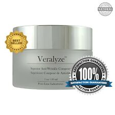 VERALYZE - #1 Anti-Aging Cream Anti-Wrinkle Treatment With Peptides